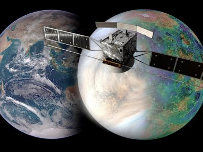 EnVisionΑφροδίτη-ΓηΠηγήNASA-JAXA-ISAS-DARTS-DamiaBouic-VR2Planets